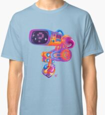Dave's Heart Monitor - InstaChrome Classic T-Shirt