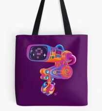 Dave's Heart Monitor - InstaChrome Tote Bag