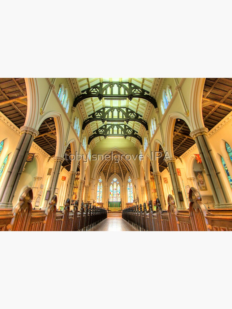 St James Cathedral, Toronto by tobysnelgrove