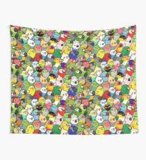 Everybirdy Pattern Wall Tapestry