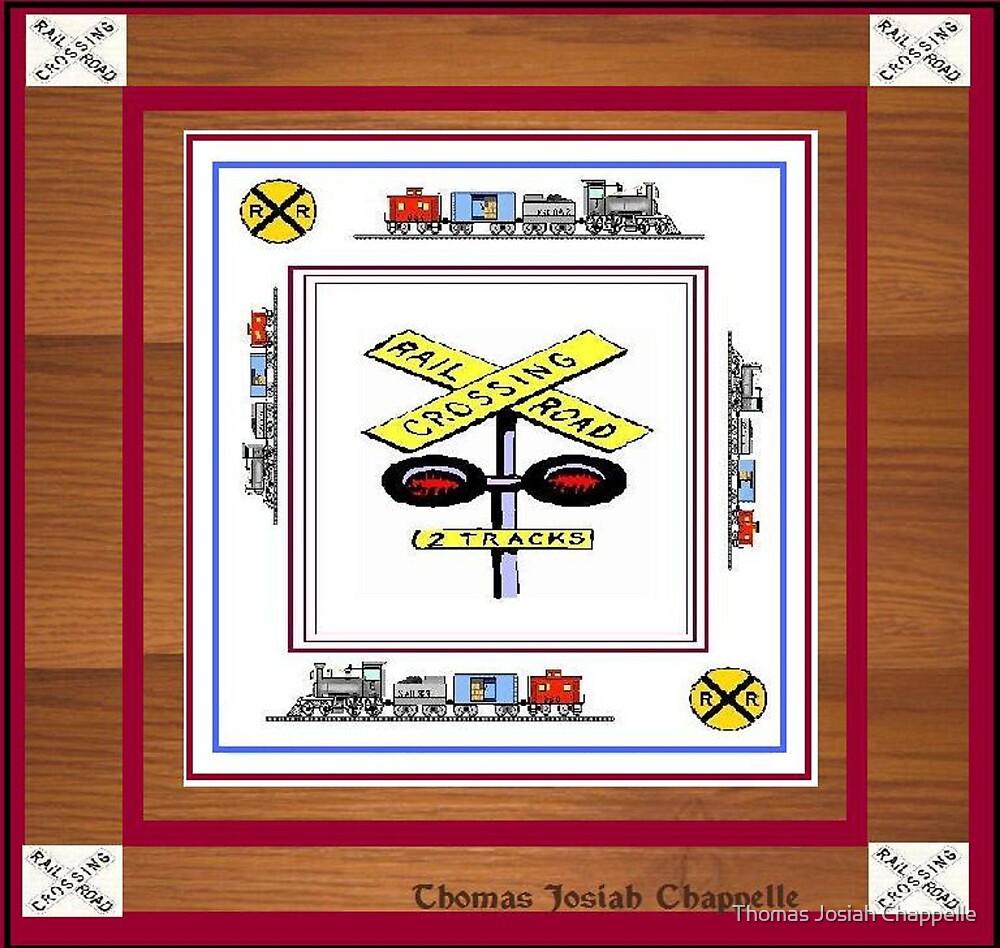 RR Crossing by Thomas Josiah Chappelle