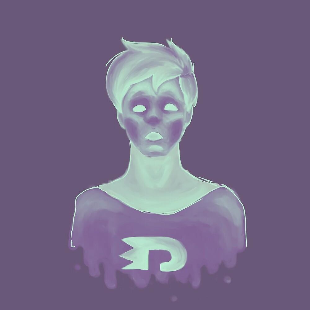Danny phantom ghost boy by kitkath22