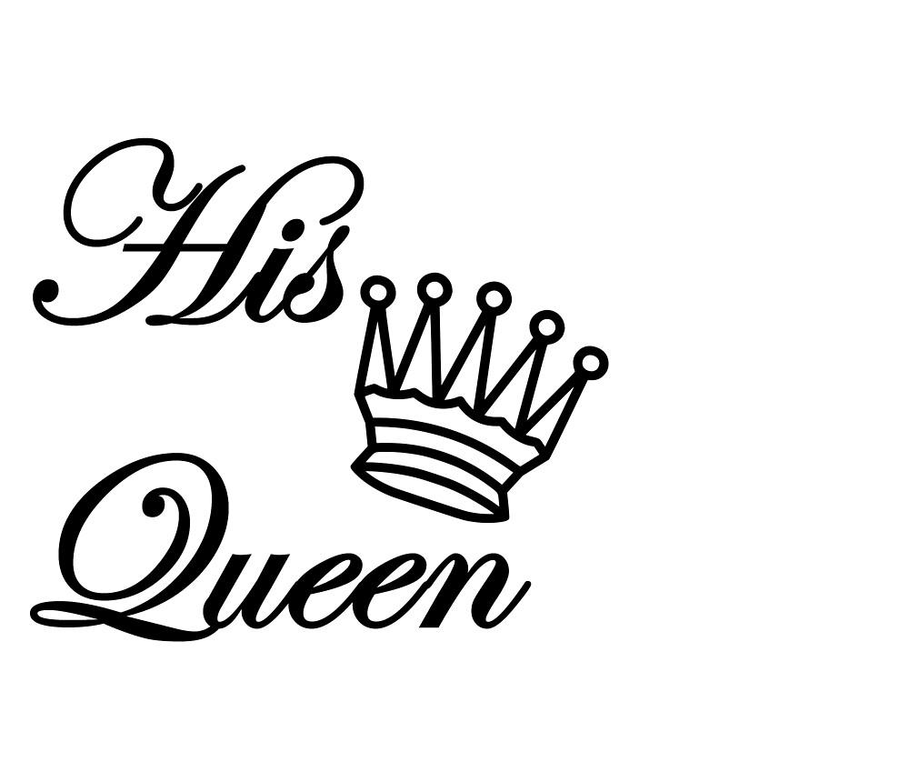 His Queen by AjedrezdeElite
