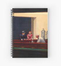 Nighthawks Spiral Notebook