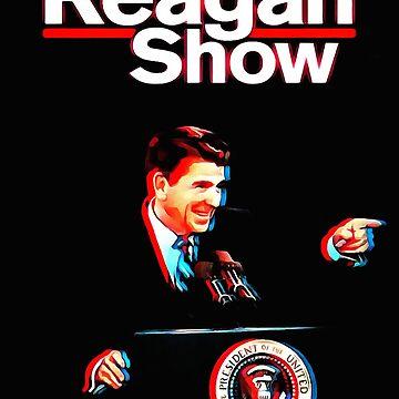 reagan show by yowesmen