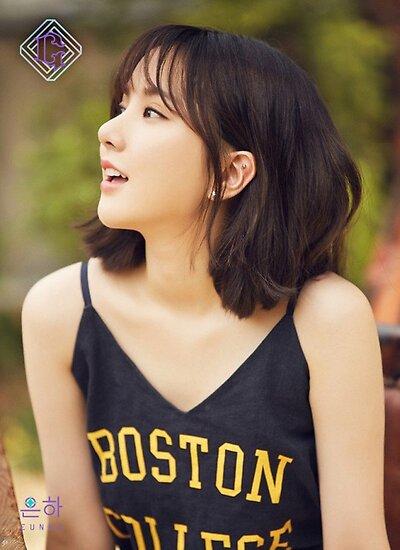 Gfriend (여자친구) Parallel - Eunha (은하) by dreamingxoxo