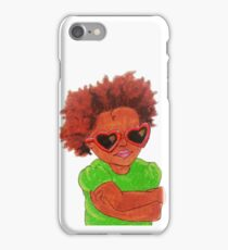 Future's so bright, gotta wear shades iPhone Case/Skin