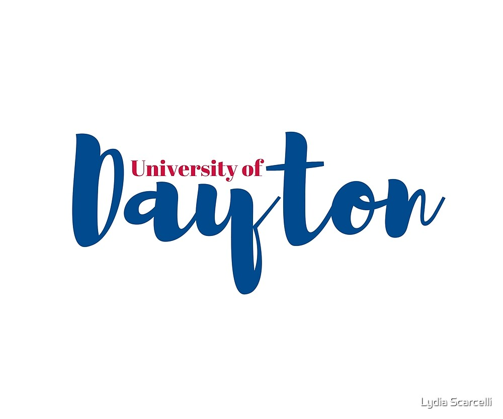 University of Dayton by Lydia Scarcelli
