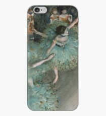 Swaying Dancer (Dancer in Green) 1877 - 1879 Edgar Degas iPhone Case
