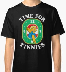 Time For Tinnies!  Classic T-Shirt