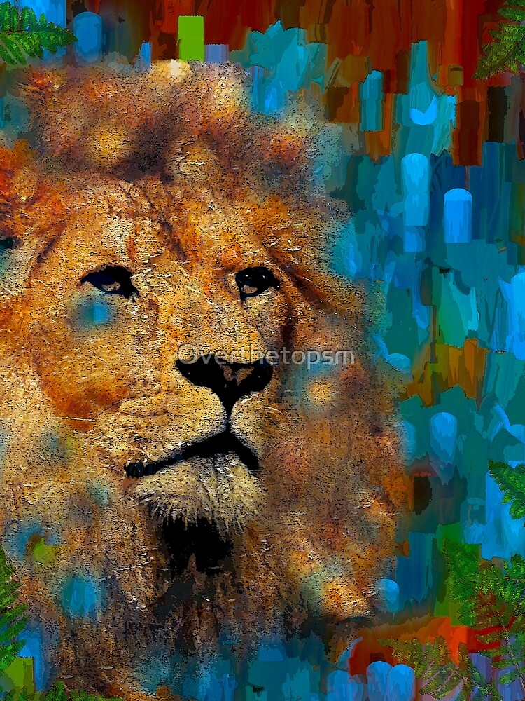 LION  by Overthetopsm