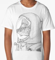 Zero-G Fish Bowl Long T-Shirt
