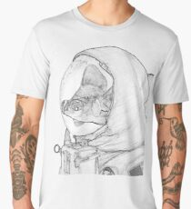 Zero-G Fish Bowl Men's Premium T-Shirt