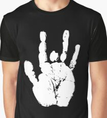 jerry garcia hand  Graphic T-Shirt