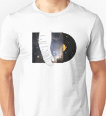 Music universe record astronaut T-Shirt