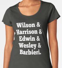 Porcupine Tree Line up Women's Premium T-Shirt