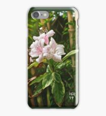 Bamboo Flower iPhone Case/Skin