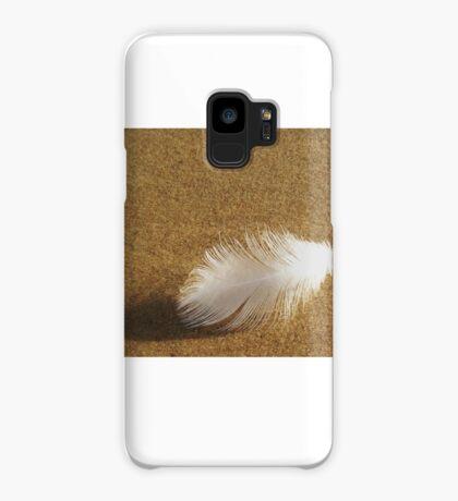 breath of white Case/Skin for Samsung Galaxy
