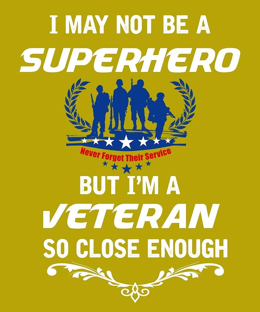 Not Superhero But Veteran  by AlwaysAwesome