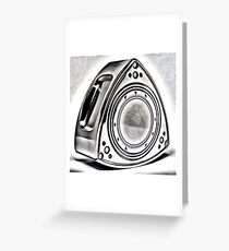 Mazda rotary  Greeting Card