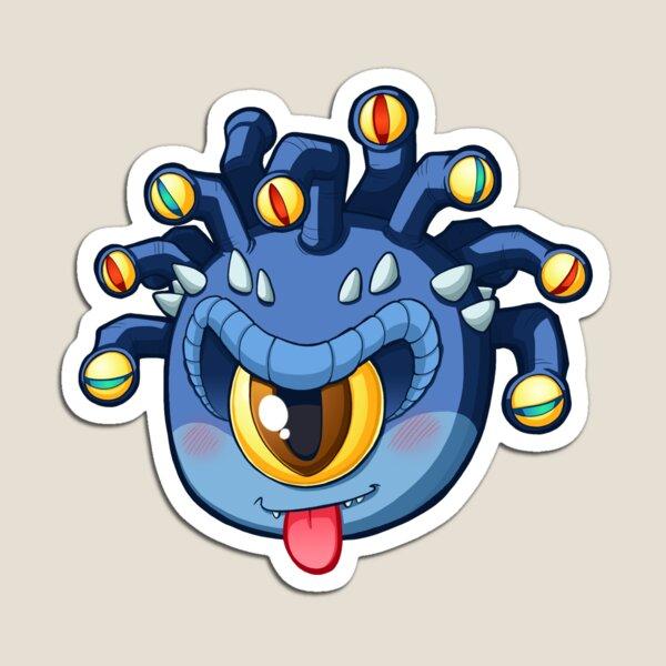 Little Beholder - Cute D&D Adventures Magnet
