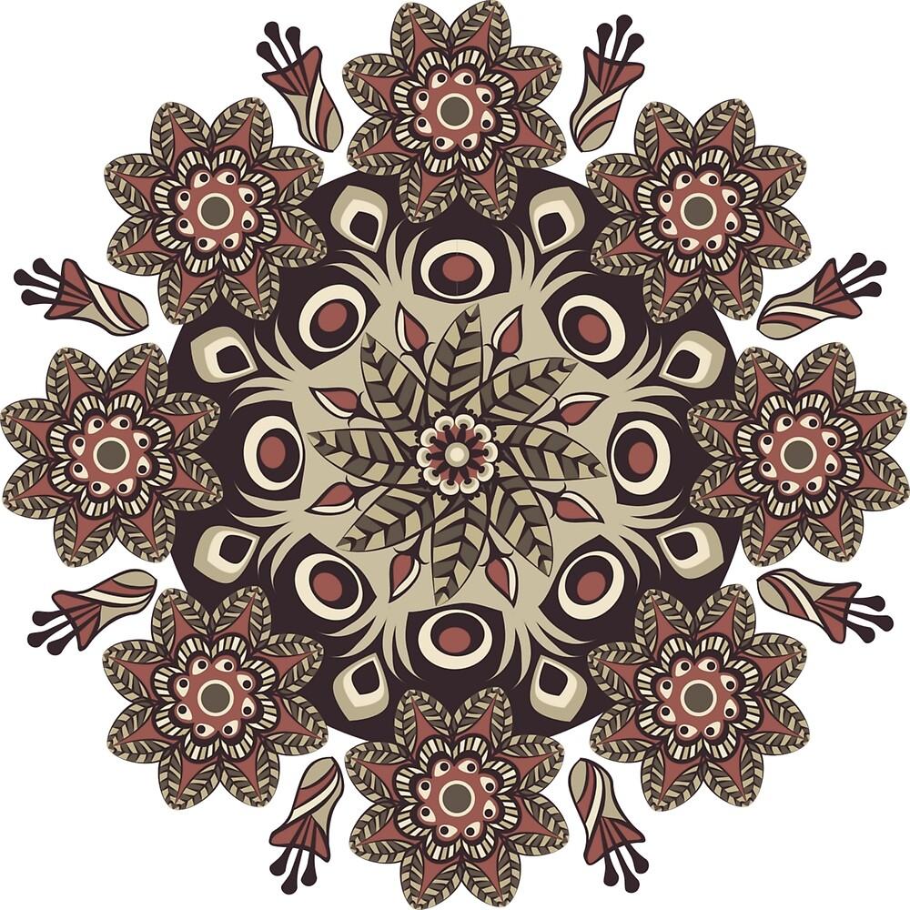 Mandala by Yuna26