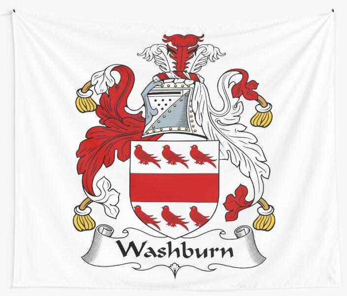 Washborne or Washburn by HaroldHeraldry