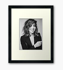 Aubrey 12 Framed Print