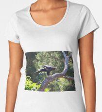 Wedge-tailed Eagle ll Women's Premium T-Shirt