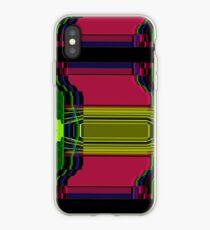Alien Grid  iPhone Case