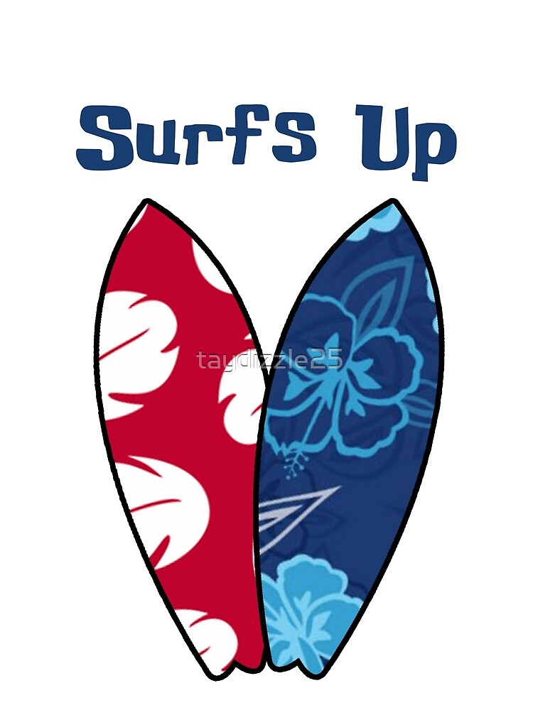 Surf's Up by taydizzle25