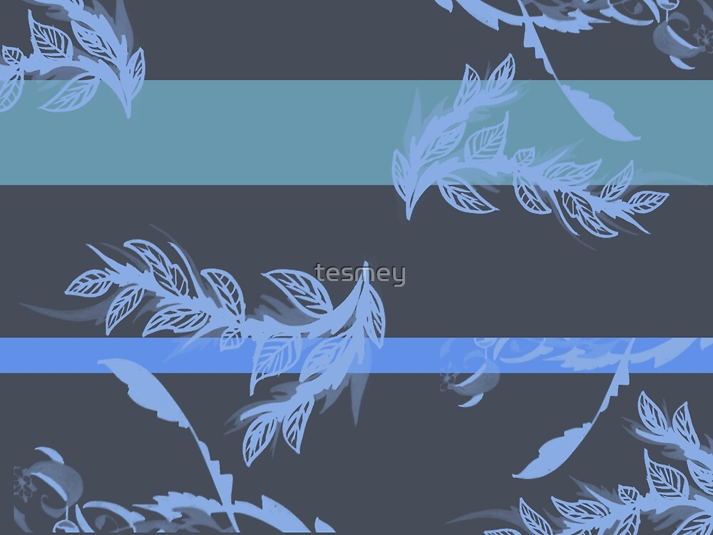 blue by tesmey