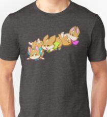 Puppy Heroes: Cute Corgi Squad T-Shirt
