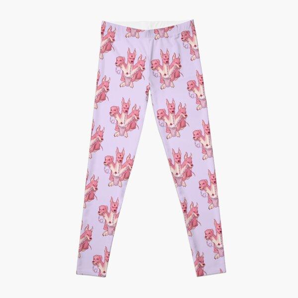 Strawberry Cerberus Leggings