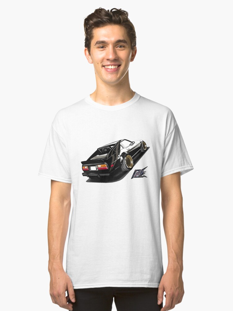 280zx Classic T-Shirt Front