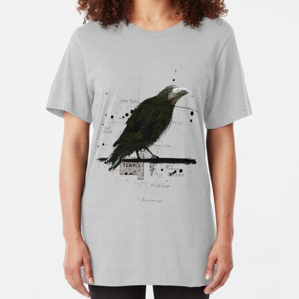 Temple Slim Fit T-Shirt