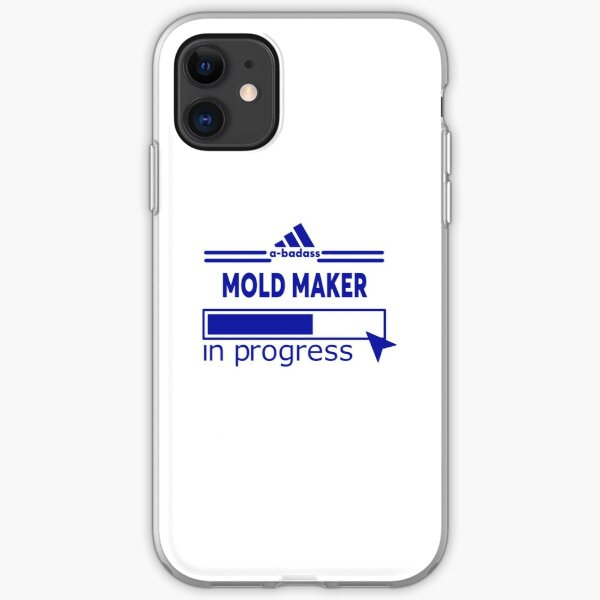 MOLD MAKER iPhone Soft Case