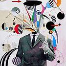 mr cataclysmic  by Loui  Jover