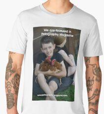 Featured in Petography Magazine Men's Premium T-Shirt
