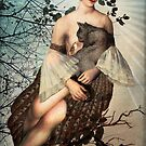 Madonna of the tree by Catrin Welz-Stein
