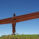 Angel Of The North by Steven Guy