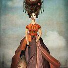Portrait 09 by Catrin Welz-Stein
