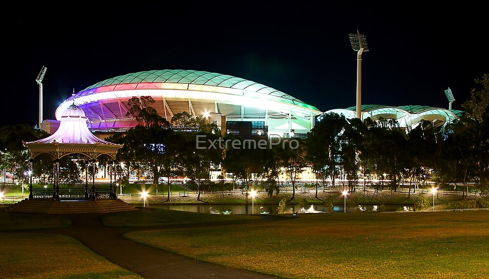 Adelaide Oval  by ExtremePro