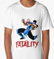 sub zero fatality Long T-Shirt