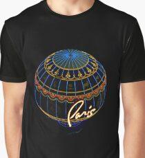 Paris in Las Vegas Graphic T-Shirt