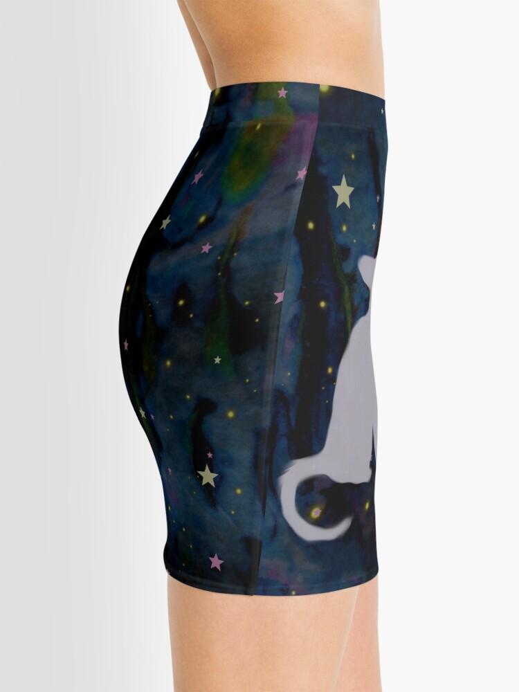 Alternate view of Forest cat Mini Skirt
