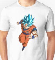 Dragon Ball Super - Goku Super Saiyan Blue T-Shirt