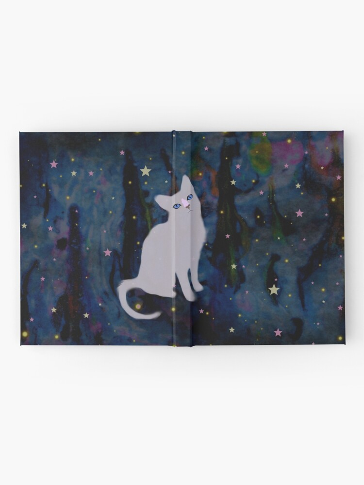 Alternate view of Forest cat Hardcover Journal