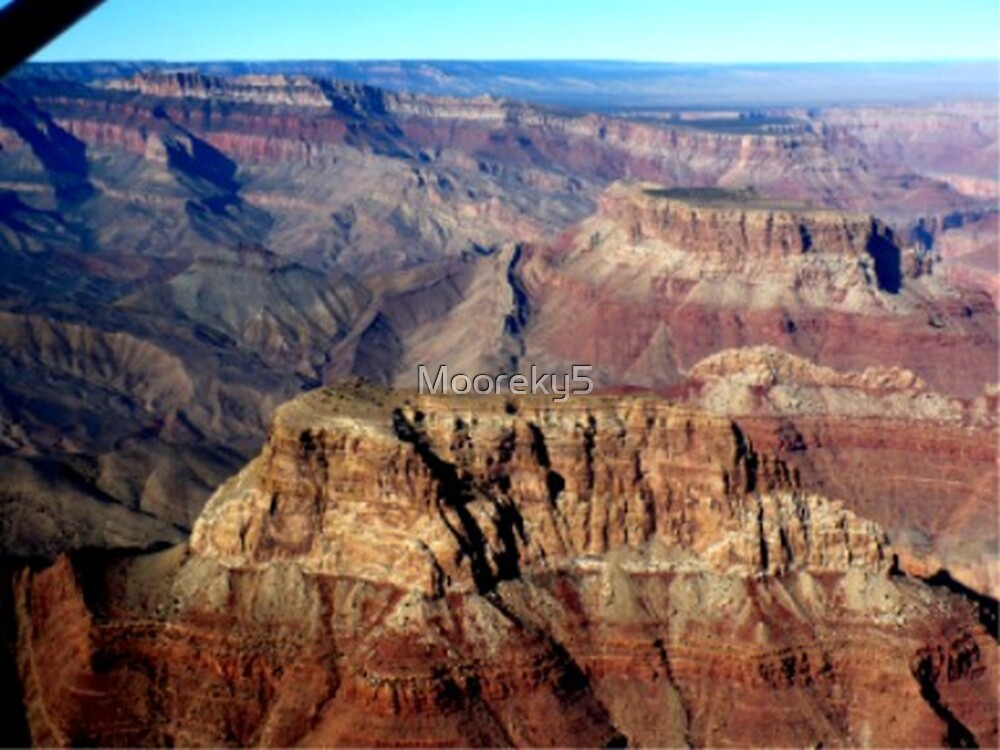 Flight Into the Grand Canyon by Mooreky5