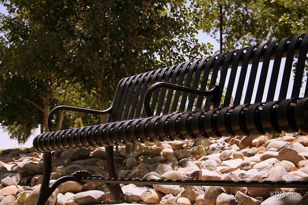 Park Bench by KDPhotos